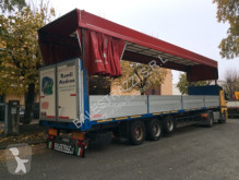 Tautliner semi-trailer