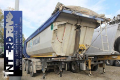 Zorzi vasca ribaltabile 26m3 10 gomme semi-trailer used construction dump