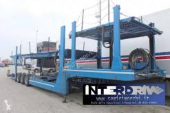 Rolfo carrellone bisarca per trasporto auto usata semi-trailer used car carrier