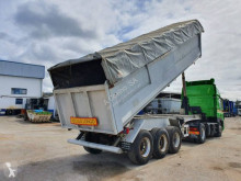 Benalu C 34 semi-trailer used construction dump