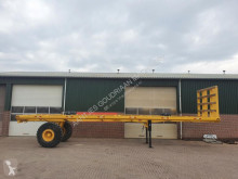 Container semi-trailer Buiscar buizentrailer