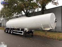 Magyar Fuel 40.000 Liter, Liquid meter, Hydraulic pump, 1 Compartments, Disc brakes semi-trailer used tanker