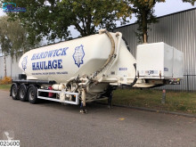 Semi remorque citerne Feldbinder Silo 40000 Liter, Silo / Bulk, With separate Engine, 3 bar, Disc brakes