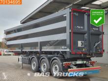 D-TEC tipper semi-trailer Flexliner FL-3-S 57m3 Stahl / Ferro Kipper