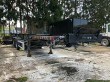Полуприцеп лесовоз BEFA Holz Auflieger Lift Achse ABS