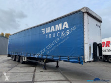 Kögel MAXX Mega S24 semi-trailer used tautliner