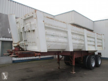 Semitrailer Trailor S32E , , 8 tires , tipper , spring suspension flak begagnad