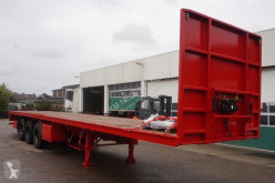 Semi remorque plateau Pacton Flatbed with Twistlocks Full Steel Heavy Duty Afrika Spec / Refurbished / New Suspension / New Brake System