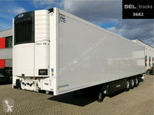 Semi remorque isotherme Krone SD / Carrier 1550 / Doppelstock / ATP bis 2022