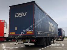 Semi reboque Schmitz Cargobull Curtainsider Standard cortinas deslizantes (plcd) usado
