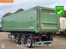 Semi remorque Schmitz Cargobull SGF*S3 47m3 Alu Kipper 2x Liftachse benne occasion