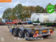 Schmitz Cargobull container semi-trailer SGF*S3 Slider Extending Chassis 2x20-1x30-1x40 ft.
