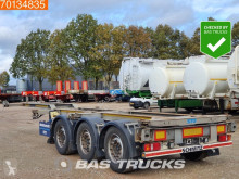 Semi remorque porte containers Schmitz Cargobull SGF*S3 Extending Chassis 2x20-1x30-1x40ft