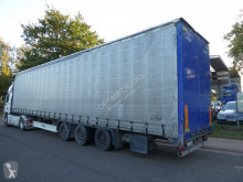 Fliegl DHKA 27/2007 semi-trailer used tautliner