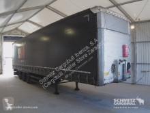 Semirimorchio Schmitz Cargobull Curtainsider Mega Teloni scorrevoli (centinato) usato
