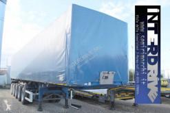 Chiavetta tautliner semi-trailer centinato coils 5assi eccezionale