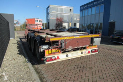 LAG container semi-trailer Tank-container chassis / 20-30FT / Drum Brakes / BPW Axle