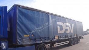 Semirremolque Krone SDP lonas deslizantes (PLFD) usado