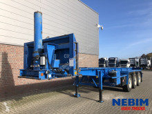 Semi remorque porte containers LAG O-3-37 KAB 30FT KIP CHASSIS - SELF SUPPORTING