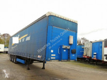 Sættevogn Schmitz Cargobull Pritsche/Plane*verzinkte rahmen* palletransport brugt