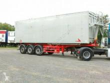 Félpótkocsi Stas Alukipper *60 kubik* használt billenőkocsi