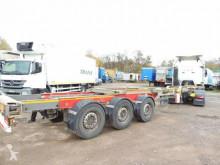 Náves podvozok Schmitz Cargobull SCF 24 SliderMultifunkti* ADR* /20/20/30/40/45