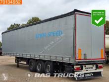 Semi reboque Schmitz Cargobull SCB*S3T Schmitz Safety Roof Edscha cortinas deslizantes (plcd) usado