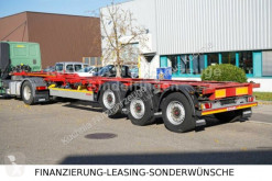 Kögel chassis semi-trailer Port 40 Simplex 20 Container 40´30´2x20´40HC Lif