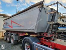 Semi remorque Schmitz Cargobull SKI 27 m,³ Liftachse Trommelbremse Alu Felgen benne TP occasion