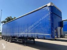 Sættevogn Schmitz Cargobull tauliner glidende gardiner brugt