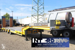 Ceylan Treyler heavy equipment transport semi-trailer CARRELLONE ALLUNGABILE 4ASSI BUCHE NUOVO