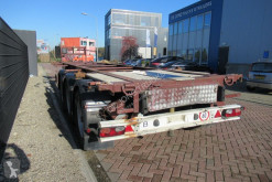 LAG Tank-container chassis / 20-30FT / Disk Brakes / BPW Axle semi-trailer used container