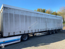 Trailor tautliner semi-trailer 3 AS + HYDRAULIC FLOOR