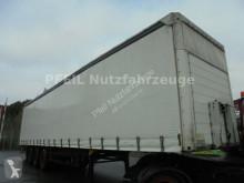 Trailer Schmitz Cargobull S01 Tautliner- SAF- Ersatzrad- Portal- Edscha tweedehands met huifzeil