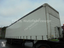 Semirimorchio Schmitz Cargobull S01 Tautliner- SAF- Ersatzrad- Portal- Edscha centinato alla francese usato