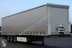 نصف مقطورة مغطاة Krone CURTAINSIDER /STANDARD/ LIFTED AXLE / XL CERT