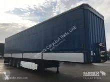 Krone Semitrailer Curtainsider Dropside semi-trailer used tautliner