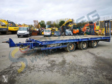 Robuste Kaiser heavy equipment transport semi-trailer KAISER T2603F2C