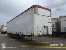 Sættevogn Schmitz Cargobull Rideaux Coulissant Mega glidende gardiner brugt