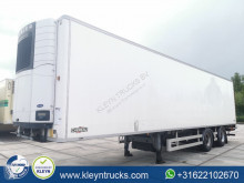 Chereau 11.1M INSIDE steeraxle 2.5t lift semi-trailer used mono temperature refrigerated