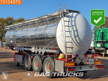 Van Hool 33.000 Ltr / 3 / Chemie / ADR Heating semi-trailer used chemical tanker