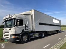 Semi remorque Draco TMS 232 Rollenbaan trailer / Vliegtuig pallets frigo mono température occasion