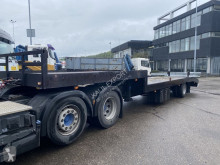 Sættevogn vogntransporter Pacton 1520 S. Car Carrier Good Condition APK