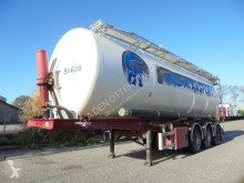LAG O-3-39 KLA2 semi-trailer used tanker