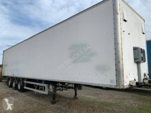 GT Trailers semi-trailer used plywood box