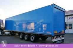 Schmitz Cargobull furgon félpótkocsi SKO 24/ ROLLTOR / DOPPELSTOCK / 2 x am lager