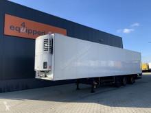 Naczepa chłodnia z regulowaną temperaturą Schmitz Cargobull Thermoking SL200e D/E, Taillift, Steering- + liftaxle, SAF+DISC