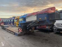 Nooteboom heavy equipment transport semi-trailer OSDBAZ-48 VV - EURO - 3 AS STEERING - 3,40M EXTENDABLE