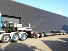 Nooteboom heavy equipment transport semi-trailer EURO-107-24 / PENDEL / 2 BED 4 / INTERDOLLY