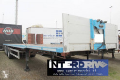 Viberti semirimorchio pianalato viberti usato semi-trailer used flatbed